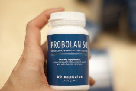suplement diety Probolan 50 recenzje, jak działa, producent, sklep