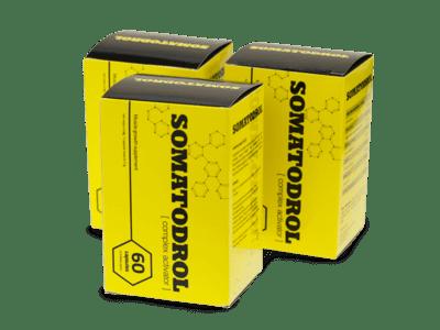 tabletki Somatodrol opinie, recenzje, gdzie kupić, cena